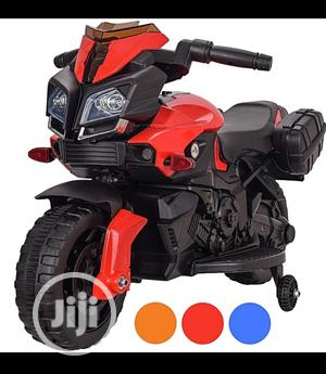 BMW Kids Trike Motorcycle Ride-on   Red & Black - O27   Toys for sale in Lagos State, Alimosho