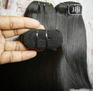 Double Drawn Straight 10inch  Human Hair | Hair Beauty for sale in Abuja (FCT) State, Kuje