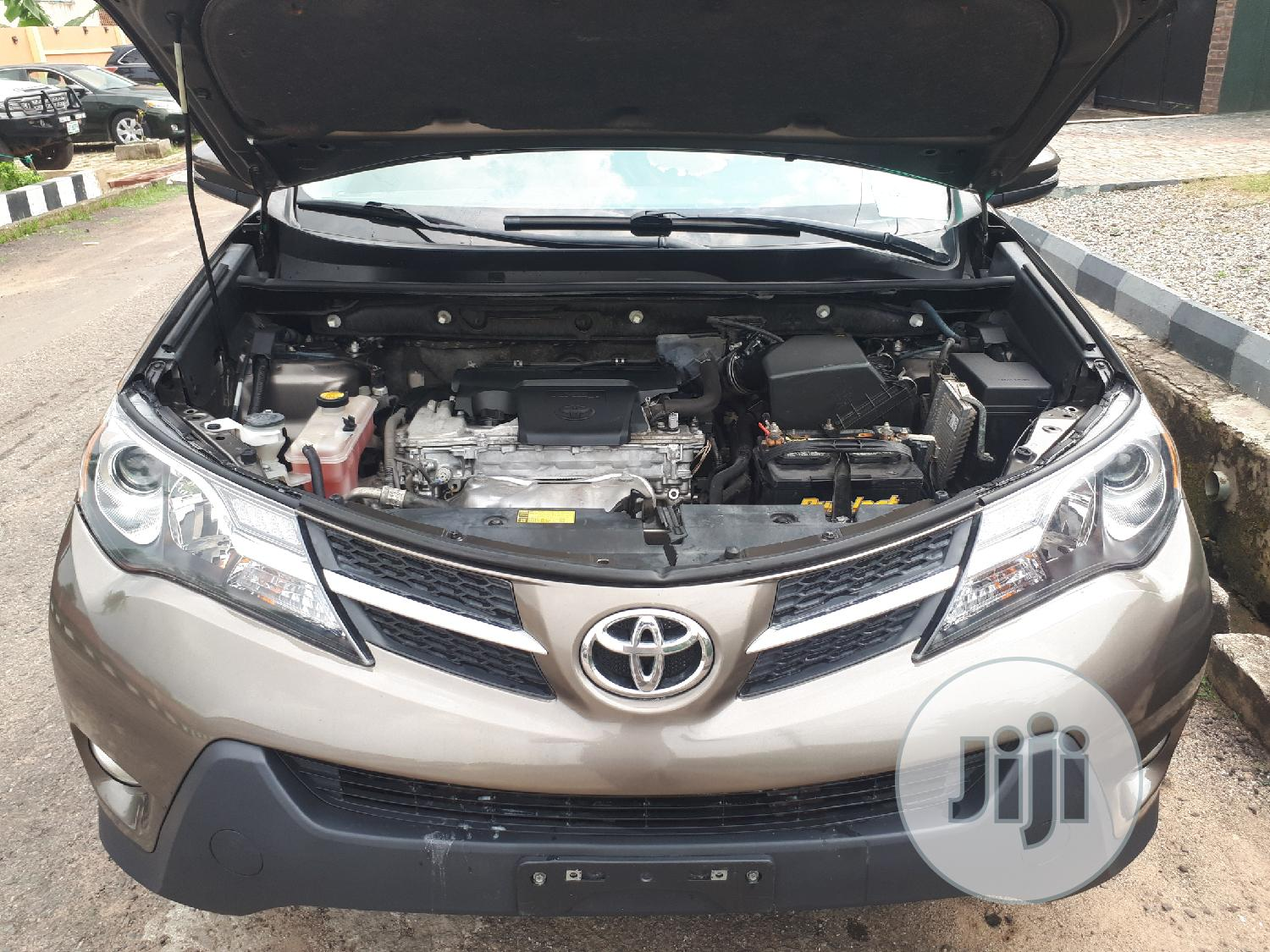 Toyota RAV4 2014 Brown   Cars for sale in Agege, Lagos State, Nigeria