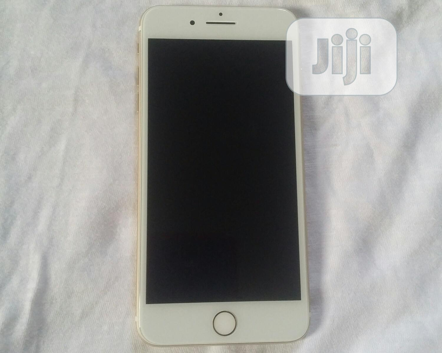 Apple iPhone 7 Plus 256 GB Gold