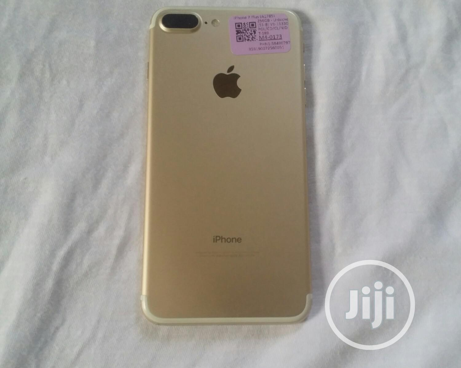 Apple iPhone 7 Plus 256 GB Gold | Mobile Phones for sale in Ojo, Lagos State, Nigeria