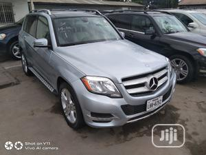 Mercedes-Benz GLK-Class 2014 350 4MATIC Silver   Cars for sale in Lagos State, Apapa