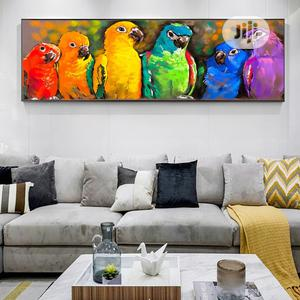 Animal Abstract Canvas Art Wall   Arts & Crafts for sale in Lagos State, Lekki