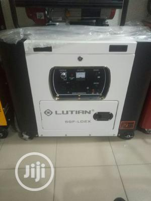 10KVA Lutian Generator Sound Prof   Electrical Equipment for sale in Rivers State, Port-Harcourt