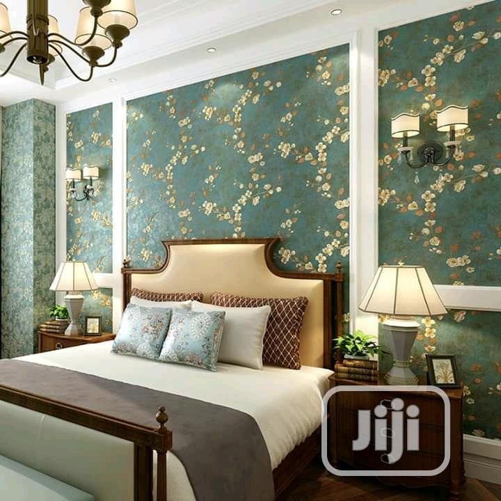 Wall Paper Instillation , Wall Paper Installer | Building & Trades Services for sale in Jabi, Abuja (FCT) State, Nigeria