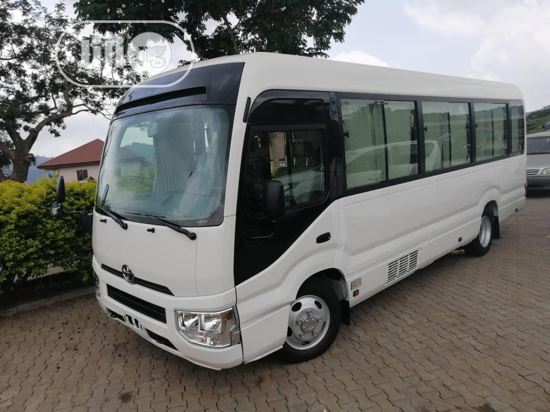 2020 Brand New Coaster With Full Custom Duty | Buses & Microbuses for sale in Surulere, Lagos State, Nigeria