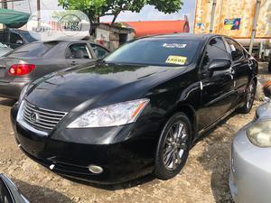 Lexus ES 2008 350 Black   Cars for sale in Lagos State, Apapa