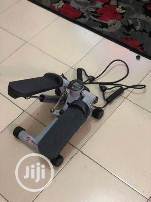 Quality Mini Stepper With Resistance Band   Sports Equipment for sale in Lagos State, Surulere