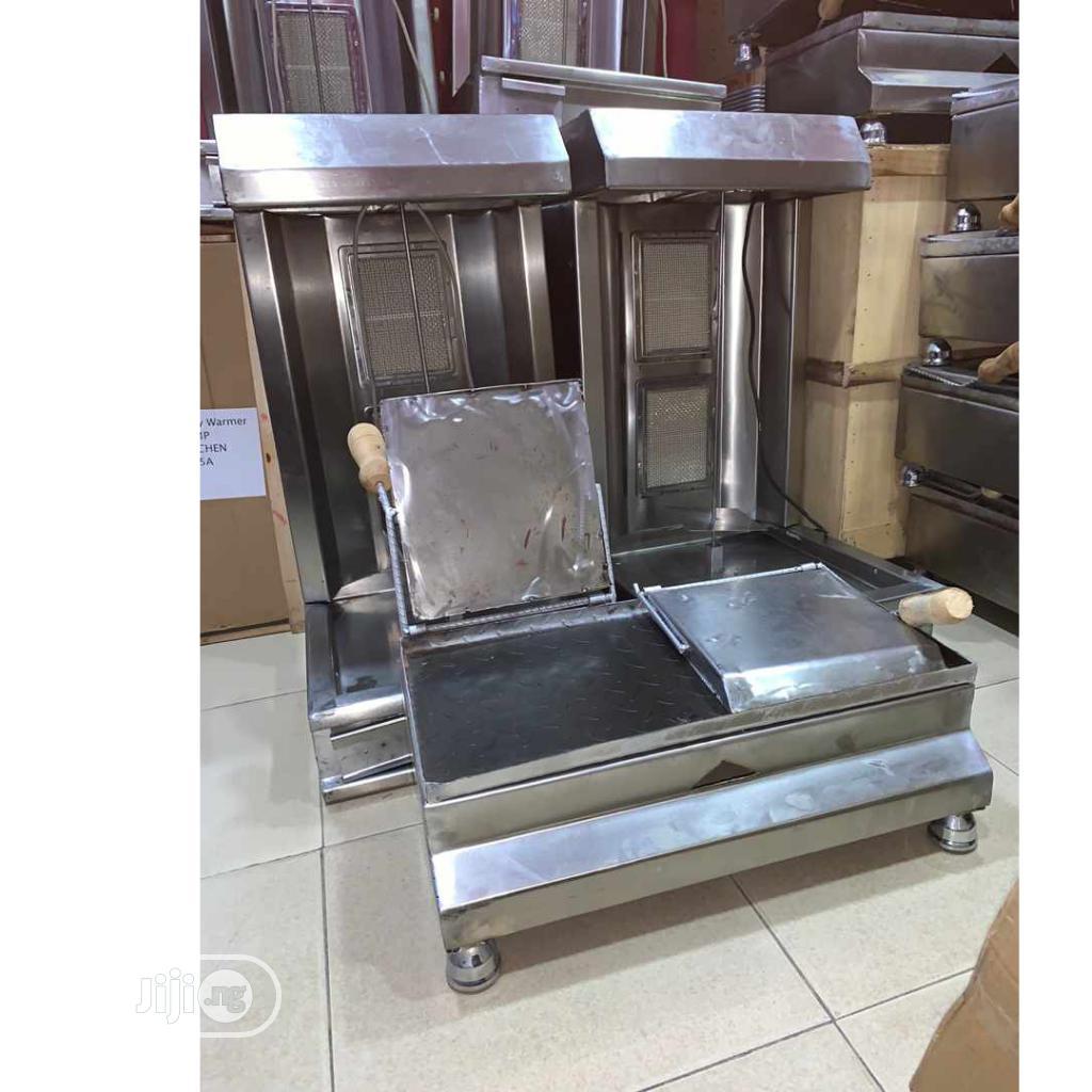 Archive: Double Burner Shawarma Machine And Double Burner Toaster
