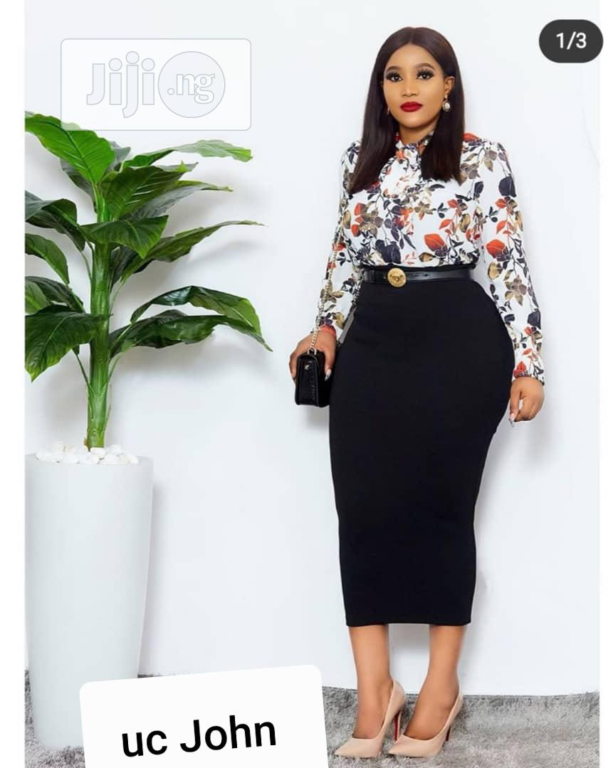 Quality Ladies Skirt and Shirt
