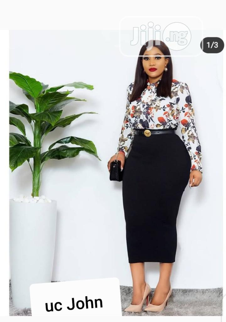 Quality Ladies Skirt and Shirt | Clothing for sale in Ikeja, Lagos State, Nigeria