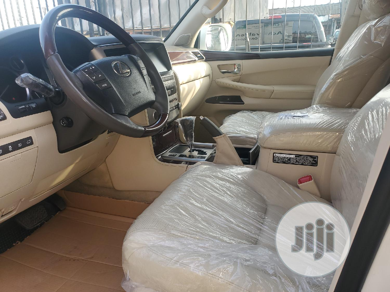 Lexus LX 2015 White | Cars for sale in Surulere, Lagos State, Nigeria