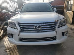 Lexus LX 2015 White | Cars for sale in Lagos State, Surulere