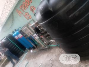 Water Treatment Machines 6 Membrane R O Osmosis Machine | Manufacturing Equipment for sale in Lagos State, Orile