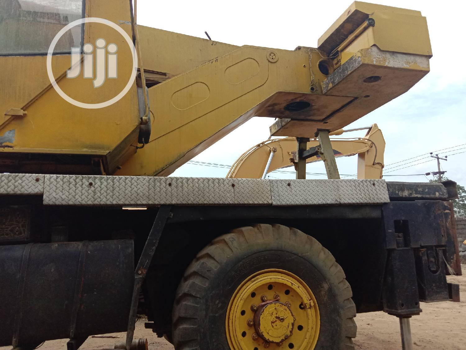 Strong PPM 35tons Motor Crane For Sale In PH.   Heavy Equipment for sale in Obio-Akpor, Rivers State, Nigeria