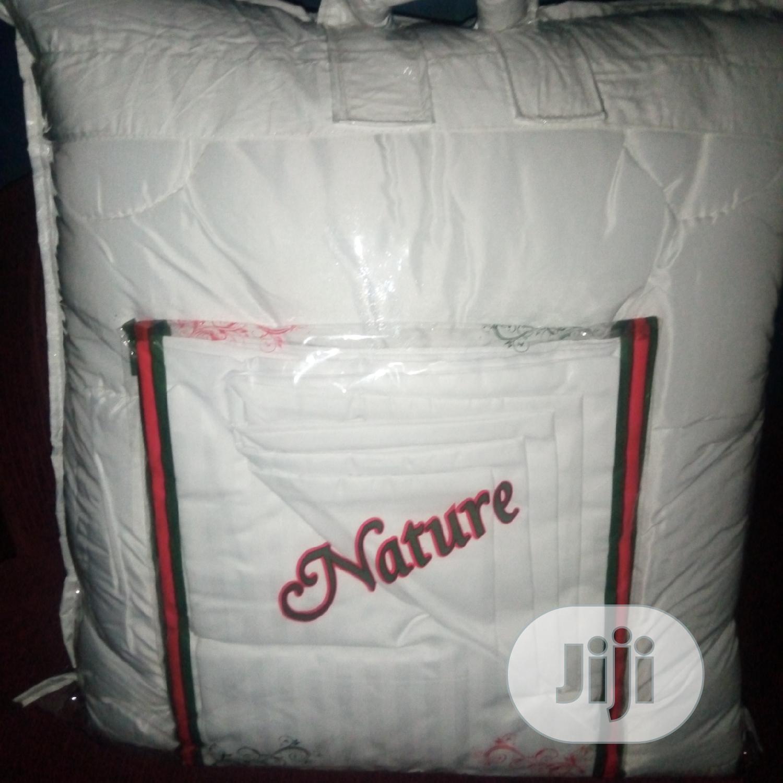 Plain Cotton Bedding Sets