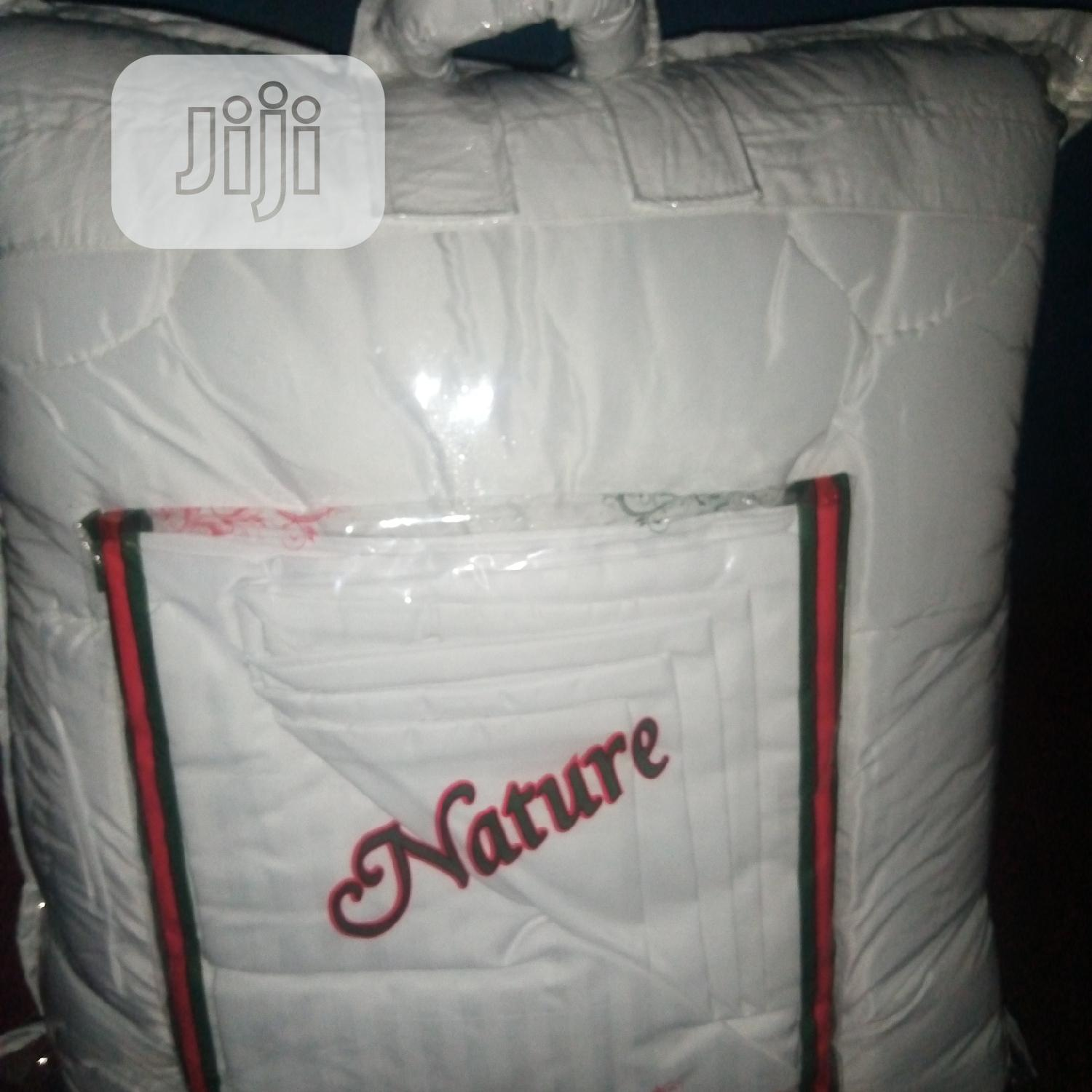 Plain Cotton Bedding Sets | Home Accessories for sale in Owerri, Imo State, Nigeria