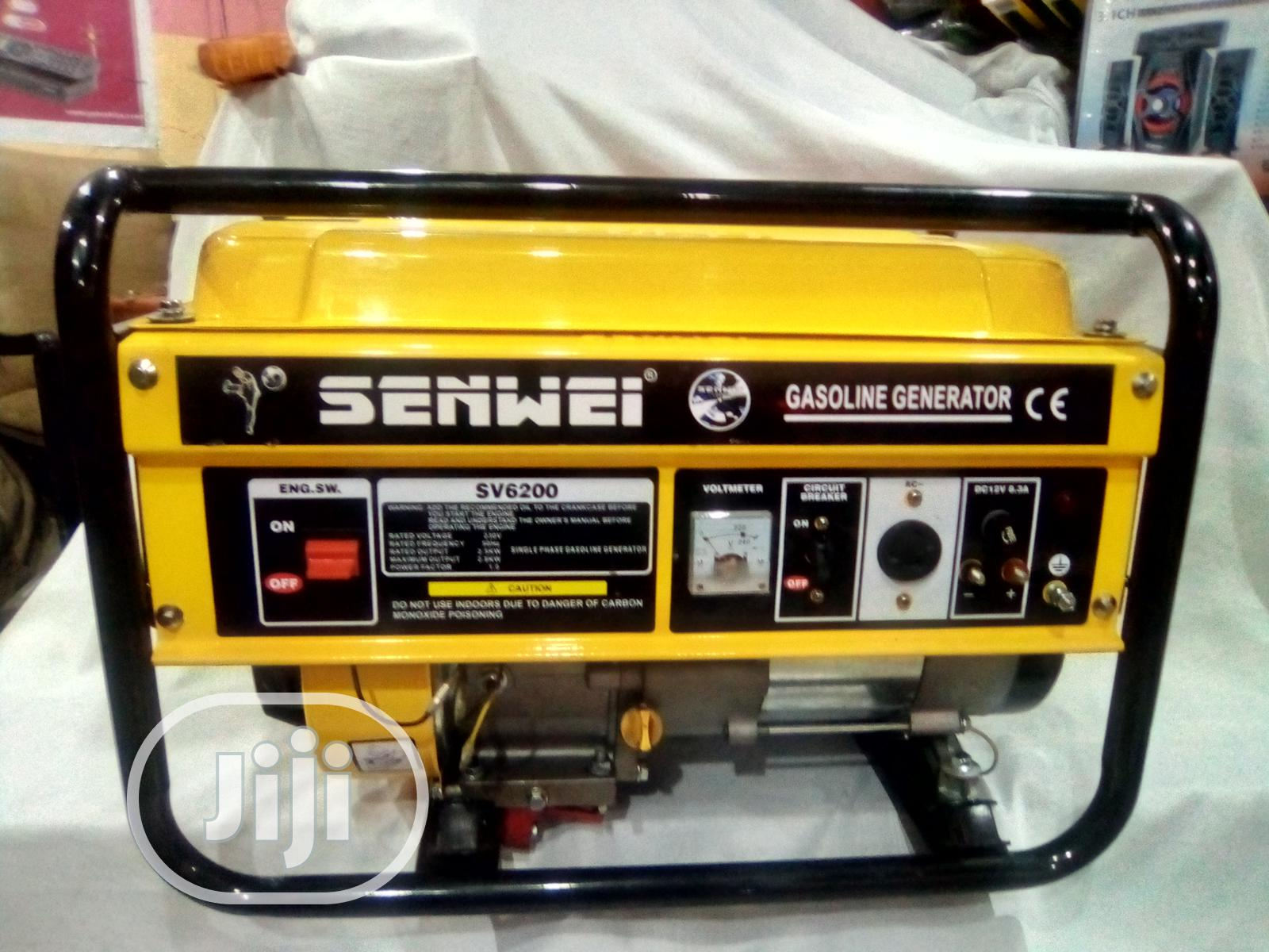 SENWEI Generator Original Quality And Pure Cooper