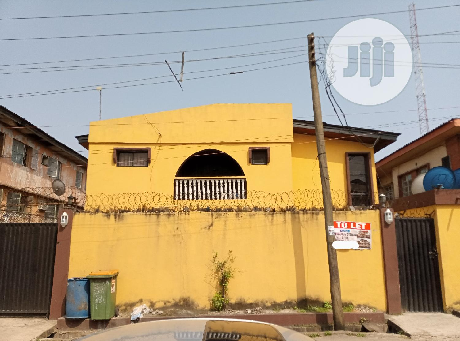 Archive Clean 2brm Flat With 1toilet And 1bathroom In Anthony Village Houses Apartments For Rent Tunde Akorede Jiji Ng