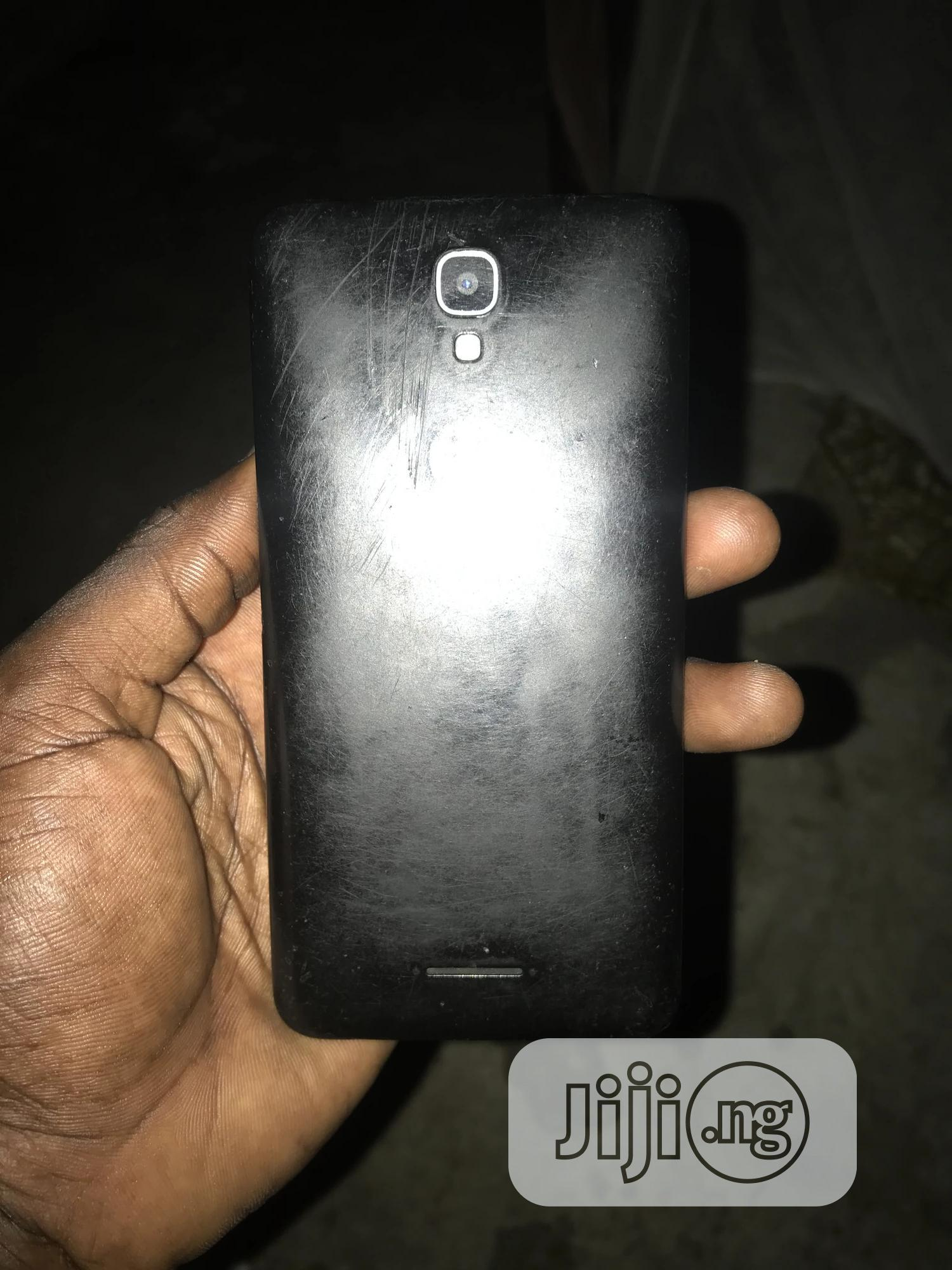 Gionee P8w 16 GB Black   Mobile Phones for sale in Surulere, Lagos State, Nigeria