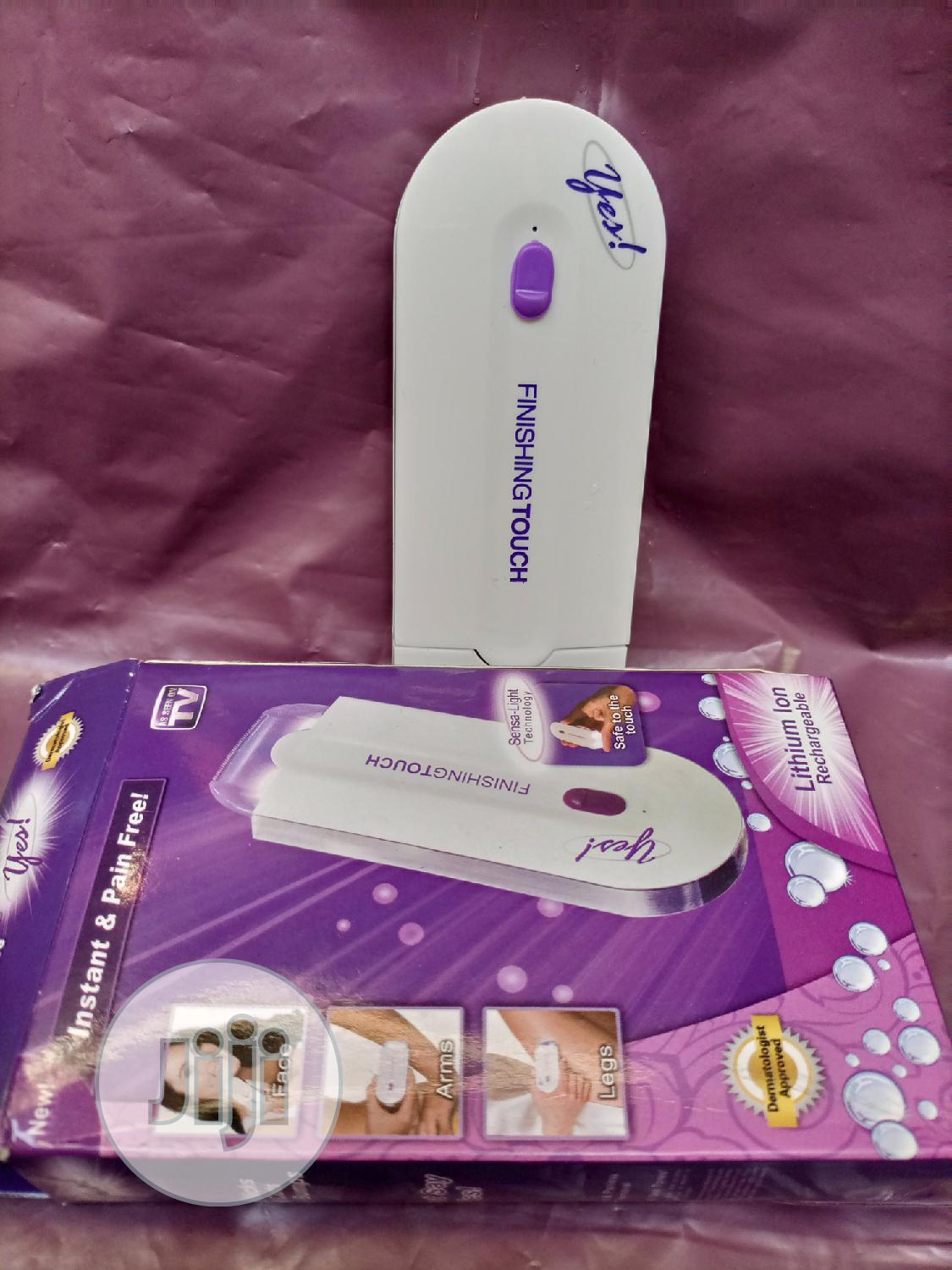 Archive: Rechargeable Hair Remover