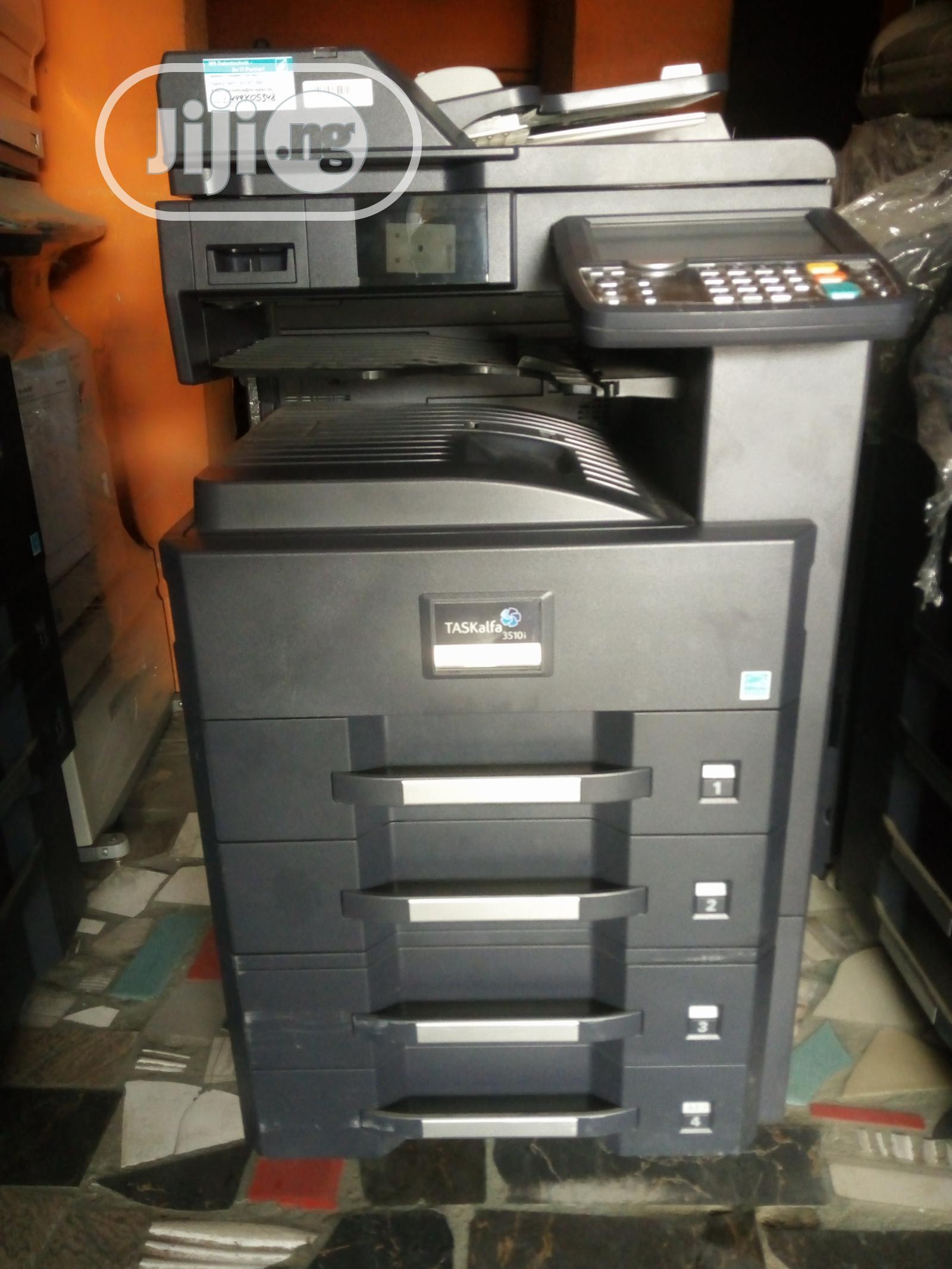 Taskalfa Kyocera 3510i Multifunctional Black And White | Printers & Scanners for sale in Surulere, Lagos State, Nigeria
