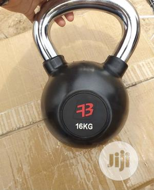 16kg Kettle Bell | Sports Equipment for sale in Lagos State, Lekki