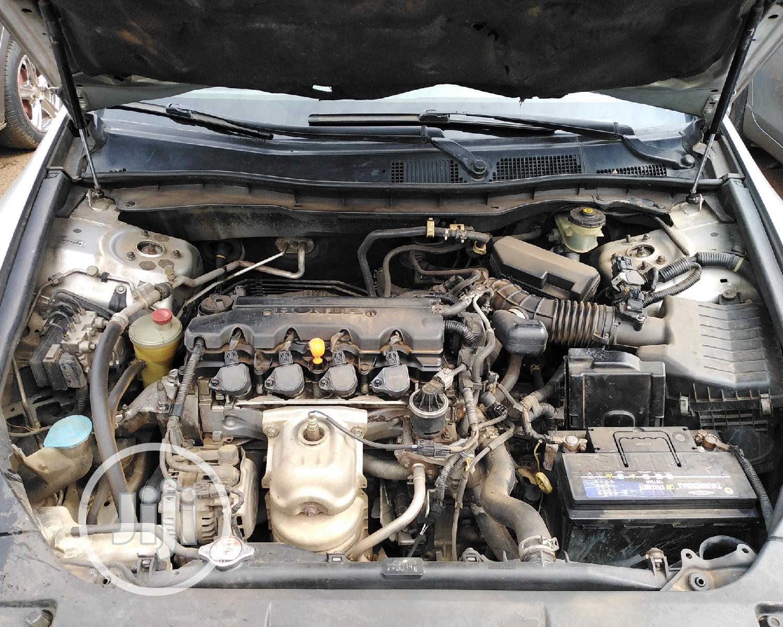 Honda Accord 2008 2.0i-VTEC Executive Silver | Cars for sale in Ikorodu, Lagos State, Nigeria