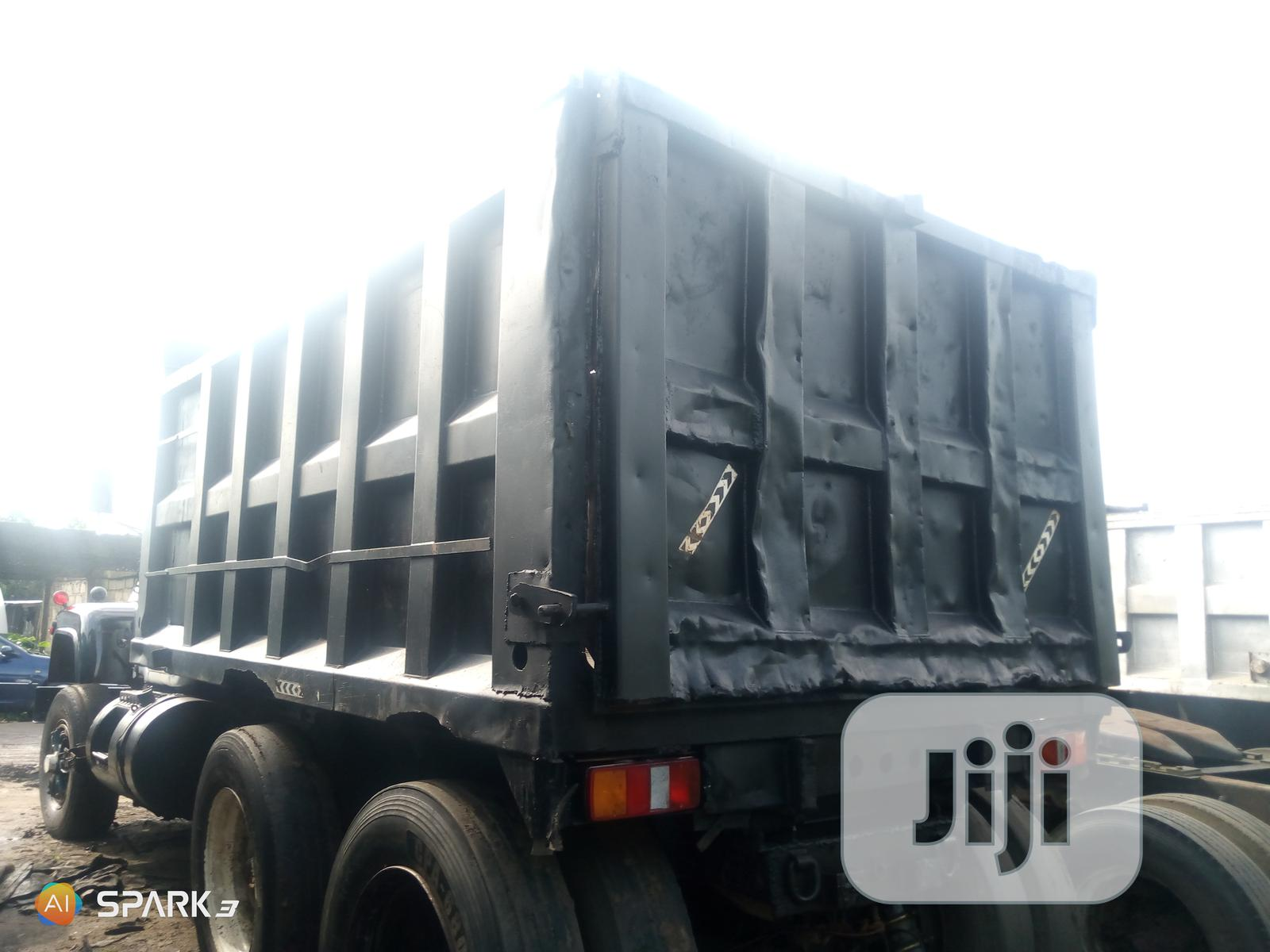 Mack R Model 2013 White | Trucks & Trailers for sale in Aba South, Abia State, Nigeria
