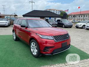 Land Rover Range Rover Velar 2018 Red | Cars for sale in Lagos State, Lekki
