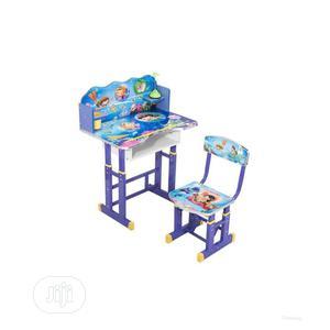 Children Table And Chair Study Desk | Children's Furniture for sale in Lagos State, Oshodi