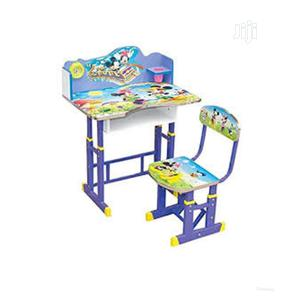 Children Table And Chair Study Desk   Children's Furniture for sale in Lagos State, Yaba