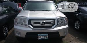 Honda Pilot 2009 EX 4dr SUV (3.5L 6cyl 5A) Silver   Cars for sale in Lagos State, Apapa
