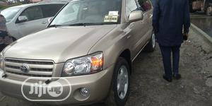 Toyota Highlander 2005 Limited V6 Gold | Cars for sale in Lagos State, Apapa