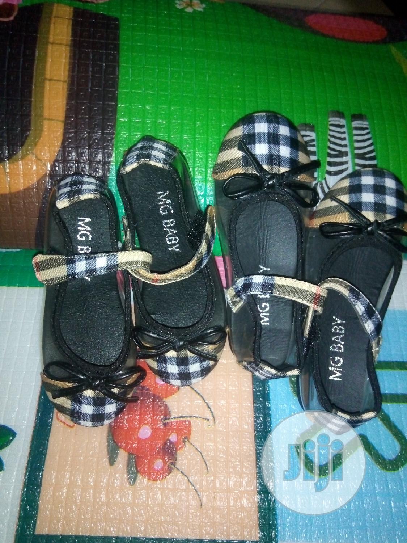 Trasparent Baby Shoe