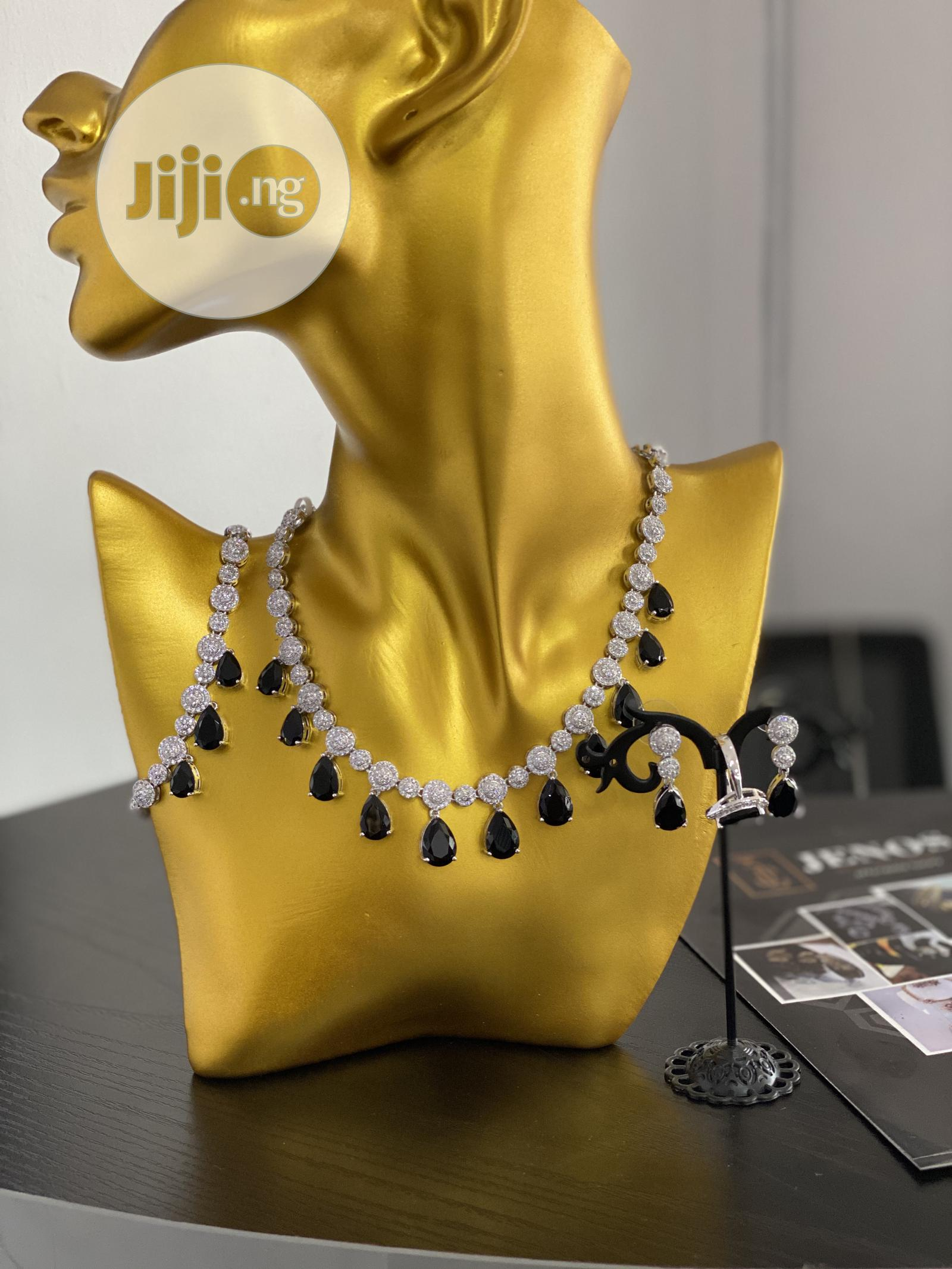 Multiple Cubic Zirconia Diamond | Jewelry for sale in Ajah, Lagos State, Nigeria