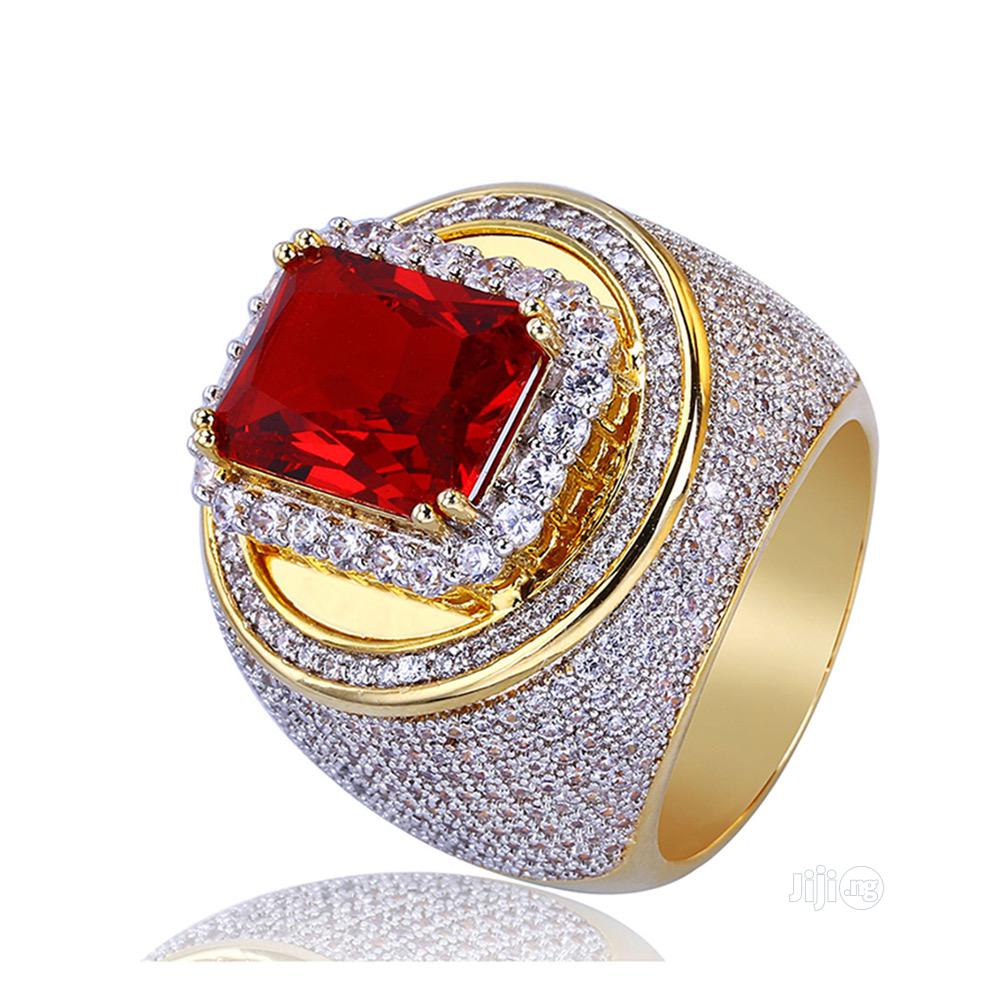 Ruby Diamond Ring | Jewelry for sale in Ajah, Lagos State, Nigeria