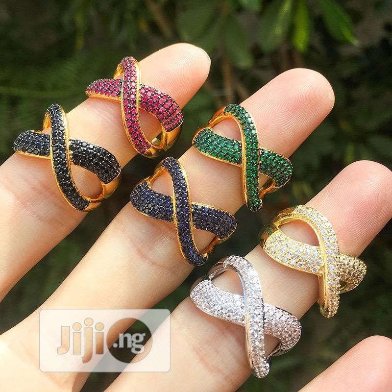 Female Fashion Rings
