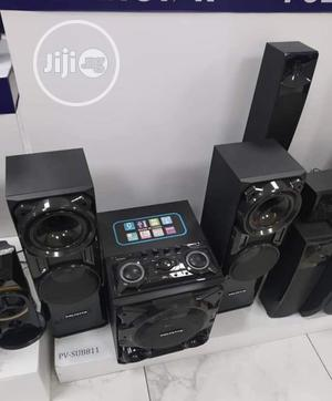 2020 >Polystar( 2500watts) Home Theater DVD With Bluetooth | Audio & Music Equipment for sale in Lagos State, Ojo
