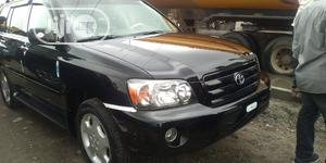 Toyota Highlander 2007 Limited V6 Black   Cars for sale in Lagos State, Apapa