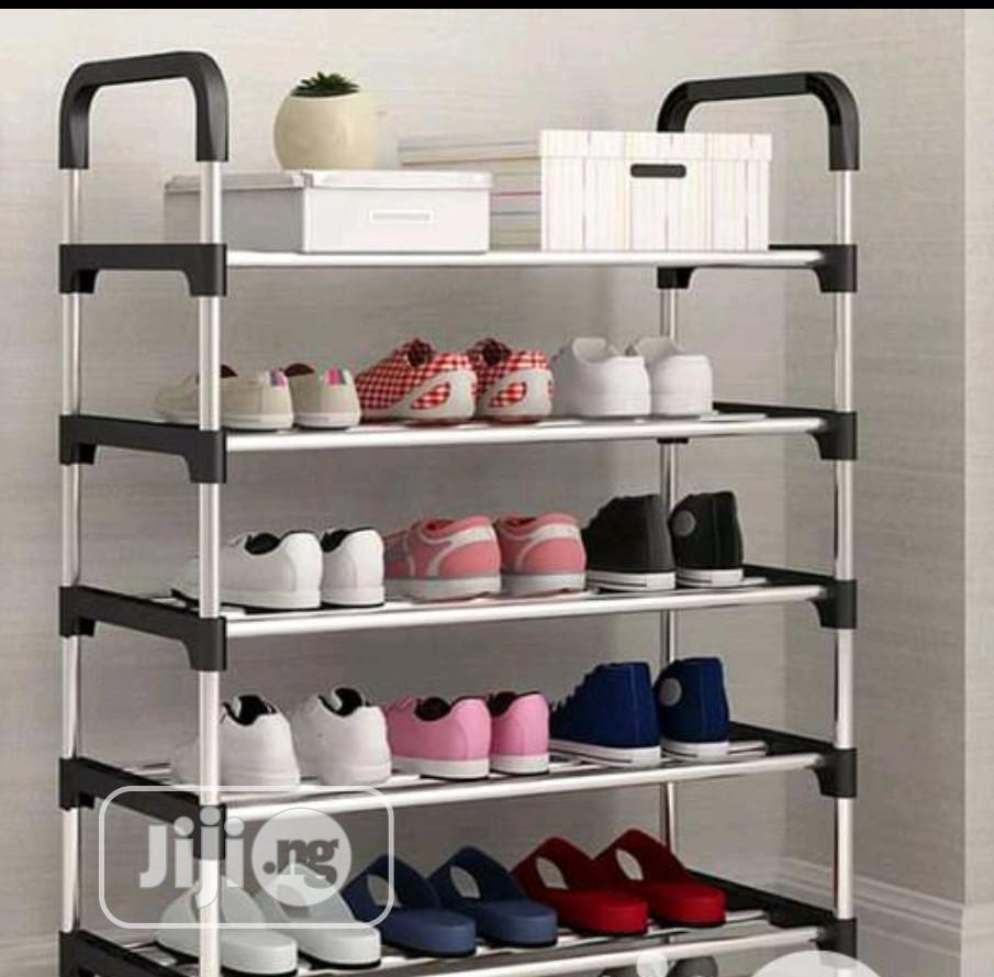 5 Layers Shoe Rack