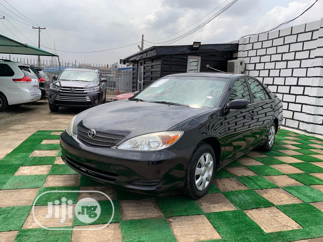 Toyota Camry 2003 Black   Cars for sale in Ikeja, Lagos State, Nigeria