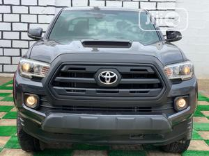Toyota Tacoma 2019 TRD Off Road Gray | Cars for sale in Lagos State, Ikeja