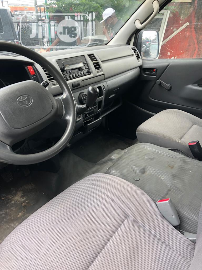 Toyota Hiace Bus | Buses & Microbuses for sale in Lekki, Lagos State, Nigeria