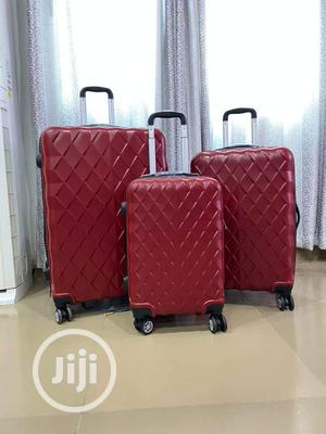 Bumper Trolley Luggage Box 3 Set | Bags for sale in Lagos State, Surulere