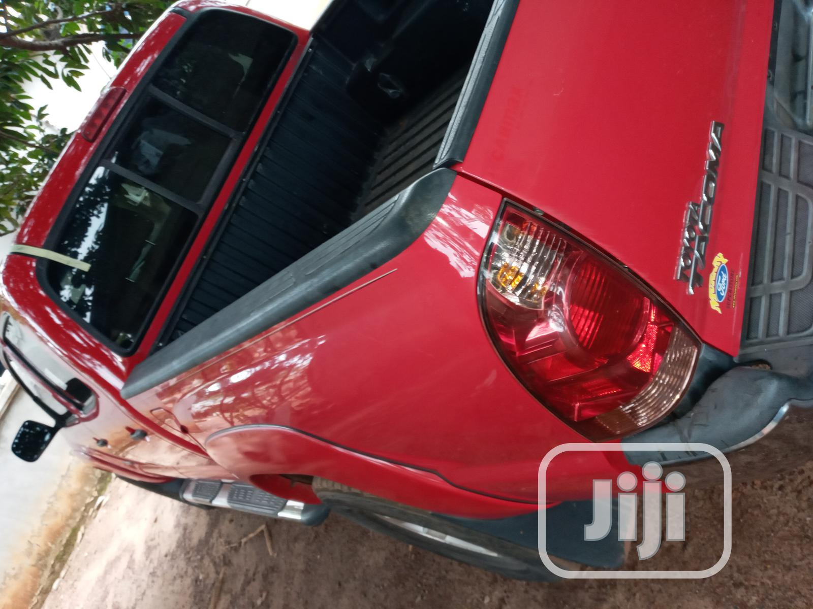 Toyota Tacoma 2008 PreRunner Red | Cars for sale in Wuse 2, Abuja (FCT) State, Nigeria