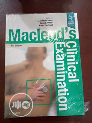 Macleods Clinical Examination   Books & Games for sale in Lagos State, Surulere