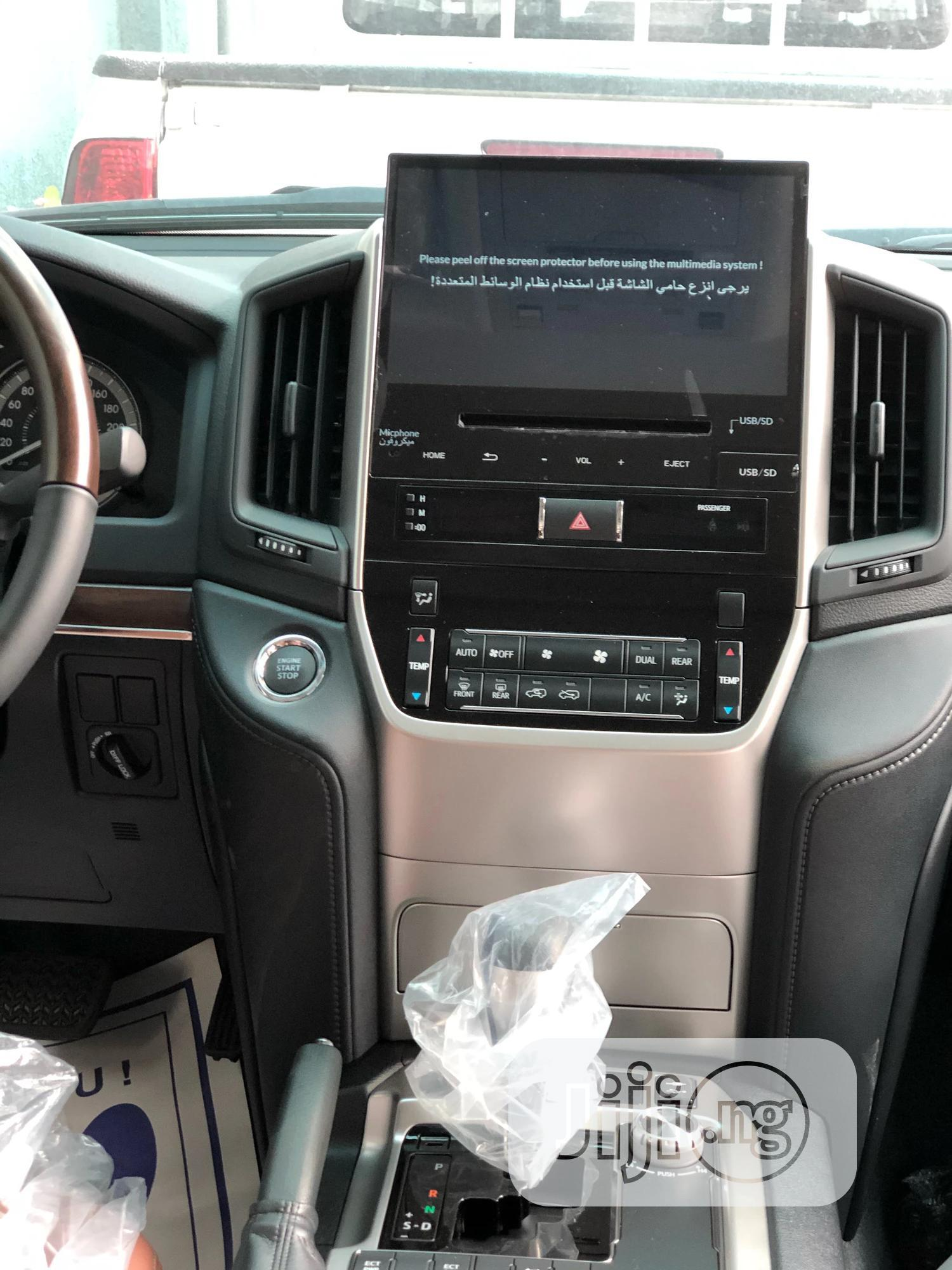 New Toyota Land Cruiser 2020 Black | Cars for sale in Ikeja, Lagos State, Nigeria