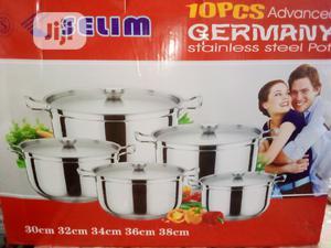 German Quality Pot Set Of 5   Kitchen & Dining for sale in Lagos State, Lagos Island (Eko)