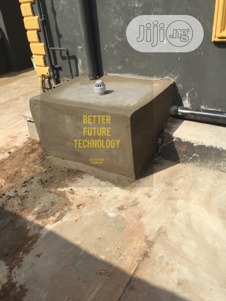Toilet Digester | Building & Trades Services for sale in Ikorodu, Lagos State, Nigeria